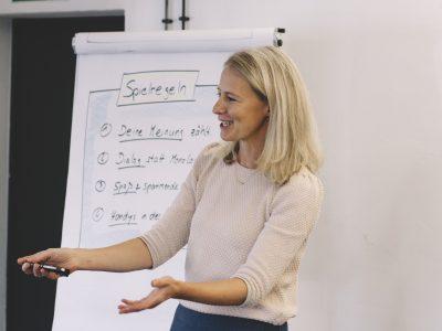 Gute Gründe für eine externe Workshop - Moderatorin