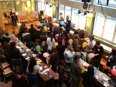 INNOVATIVE WOMEN Networking Event - schön wars... / next date: 5. Juli 2018
