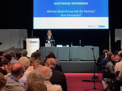 Design Thinking Impuls auf der Rotary Convention 2019