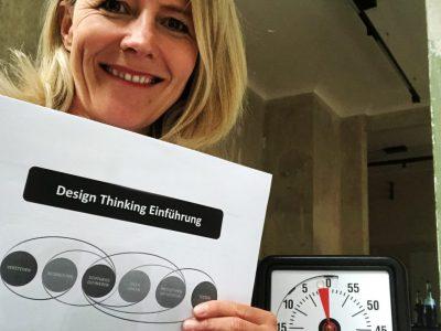 Design Thinking Workshop: Teamerfolge feiern, 4. Februar 2021