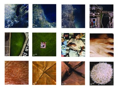 Das Abenteuer Vergrößerung oder die Bedeutung von framing und reframing für mehr Kreativität.
